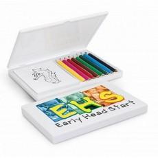 Custom Colouring Set