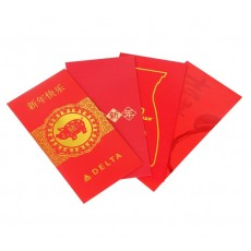 Custom Printed New Year Red Packets