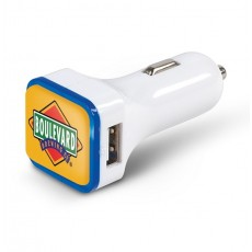 Customised Scott Dual Car Charger