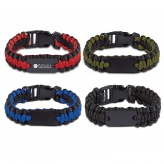 Emergency Safety Bracelets