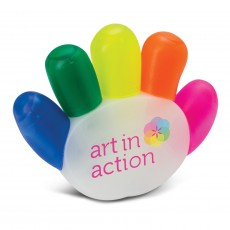 Hand Shaped highlighters