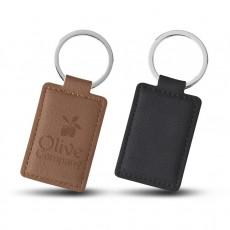 Key Tag - Leatherette