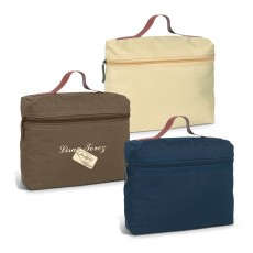 Leather Look Cosmetic Bags