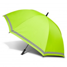 PEROS Hi Vis Logo Printed Umbrellas