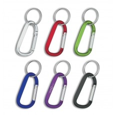 Printed Small 6mm Carabiner Clips