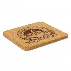 Printed Square Cork Coasters