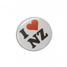 Promotional 37mm Badge