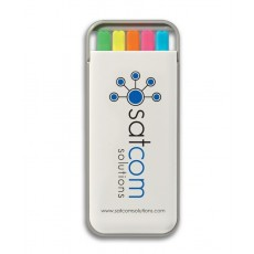 Promotional  5 Function Highlighters