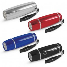 Promotional 9LED Power Torch Keyrings