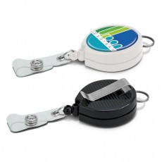 Promotional AB Retracting badge holders