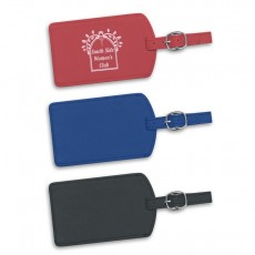Promotional Bendy Luggage Tags