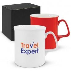 Promotional Bone China Premium Mugs