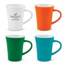 Promotional Contoured Mugs
