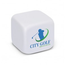 Promotional Cube Stress ball