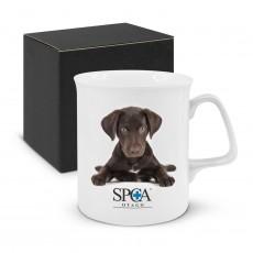 Promotional Fine Bone China mugs