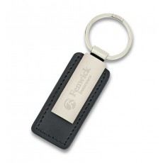 Promotional  Leather Keyrings