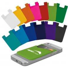 Promotional Soft Touch Phone Wallets