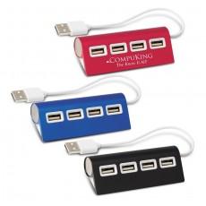 Promotional USB Wave Hub 4 Ports