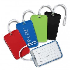 Promotional Vinyl Luggage Tags