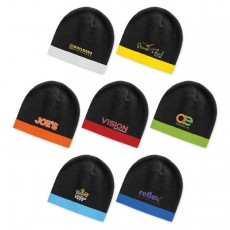 Promotional Summit Two Tone Beanies