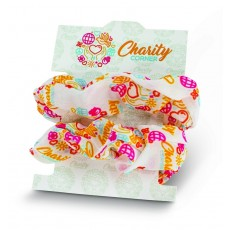 Silk Scrunchie Promotional Two Packs