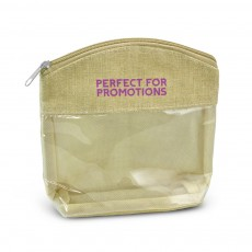 Small Promotional Jute Cosmetic Bags